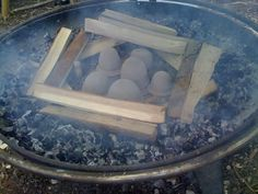 A simple guide how to build a fire pit kiln. Primitive potters used this effective, ancient technology to produce waterproof cooking pots and storage jars. The very roots of all clay based crafts t...