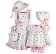 Sweet Rosebuds - Girls' Easter Dresses, Boys' Easter Outfits, Girls' Spring Dresses.