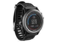 Relógio Monitor Cardíaco Multiesporte Garmin - Fenix 3 Bundle Resistente à Água 010-01338-11 com as melhores condições você encontra no Magazine Rgenestore. Confira!