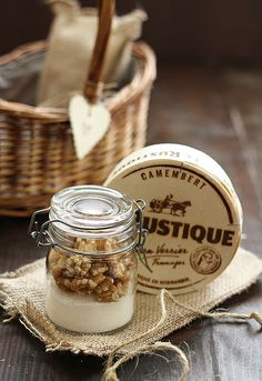Regalo Camembert von SandeeA Cocina, via Flickr