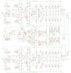 700w power amplifier with 2sc5200  2sa1943 on pinterest