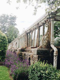 Victorian Greenhouses at Farmleigh Estate, Dublin, Ireland. Image by Ciara O'Halloran ciaraohalloran.com