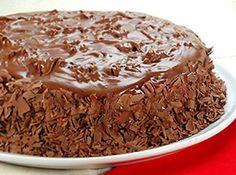 Receita de Receita de Bolo suíço de chocolate