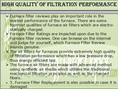 Allergy Filter Depot offers a wide choice of sizes of furnace filters. Buy air furnace filters with some of the best Merv and furnace filter reviews available on the market. If you want to get more information about furnace filter reviews then visit at http://www.allergyfilterdepot.com/furnacefilters.aspx