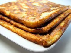 Tart, Pancakes, Vegetarian Recipes, French Toast, Bacon, Brunch, Food And Drink, Pie, Cooking