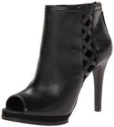 Nine West Women's Svanity Leather Boot -- Discover this special product, click the image : Boots Shoes