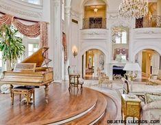 Mansiones de estilo señorial