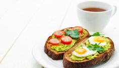 Think your daily avocado toast is totally healthy? Well, turns out it's missing one very important thing.   Be Well Philly