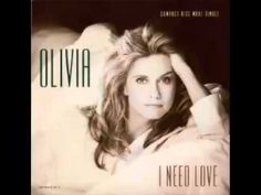 Olivia - I Need Love (A Deep Need For Love Mix) - YouTube