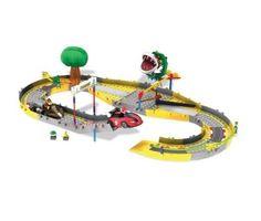 Pista de Carreras Mario Kart y el Mono Donkey de K'nex - https://www.perutienda.pe/producto/pista-carreras-mario-kart-mono-donkey-knex/