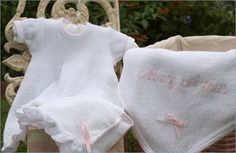 Baby Boys Girls Smocked dresses outfits clothing Newborn Take Home layette sets coming home outfits Christening gowns