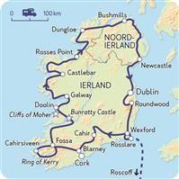 Ierland, het groene eiland