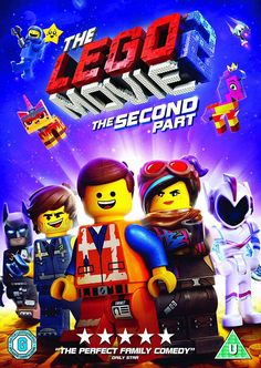 Did you enjoy the first LEGO Movie? Check out The LEGO Movie The Second Part on Blu-ray and DVD as we share about it on Redhead Mom! Lego Film, Lego Movie 2, Movie Tv, Pokemon, Pikachu, Cool Music Videos, Good Music, La Grande Aventure Lego, 2 Birthday