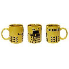 Dalek Mug!