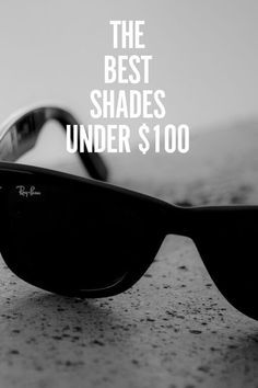 A grown man has sunglasses that work, and fit him. #ByAge30 you should too. @murphygoodewine #sp