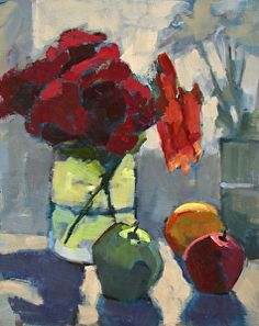 Still Life Study by Dana Cooper in the FASO Daily Art Show