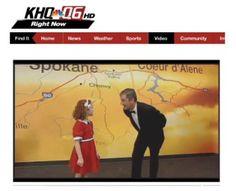 Spokane Civic Theatre - Your National Award-Winning Community Theatre - On the News!
