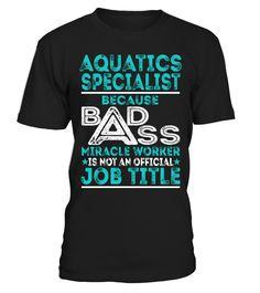 Aquatics Specialist