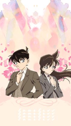 micaela y sothe historia Manga Detective Conan, Detective Conan Shinichi, Ran And Shinichi, Kudo Shinichi, Conan Comics, Detektif Conan, Bear Wallpaper, Cartoon Wallpaper, Fan Anime