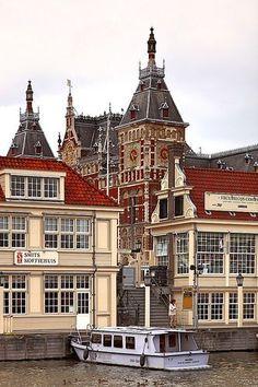 Amsterdam, Netherlands   #blueprint #Netherlands…