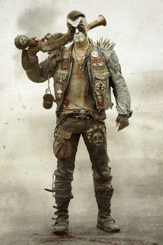 Rost Reiter by Wasteland-Warriors on DeviantArt Post Apocalyptic Clothing, Post Apocalyptic Costume, Post Apocalyptic Art, Post Apocalyptic Fashion, Character Costumes, Character Art, Character Design, Apocalypse Costume, Apocalypse Character
