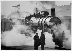 Man Go, Locomotive, Good Movies, Train, Vintage, Photography, Best Husband, Vintage Comics, Locs