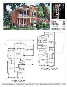 Single Family Two Story Custom Home Plans, Residential Development Des – Prest. - Single Family Two Story Custom Home Plans, Residential Development Des – Preston Wood & Associate - Small Cottage House Plans, Small Modern House Plans, Porch House Plans, Two Story House Plans, Basement House Plans, Simple House Plans, Craftsman Style House Plans, Modern House Design, The Plan