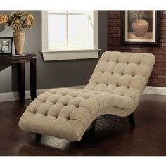 @Overstock - This cream-fabric chaise is sure to make a fashionable statement in your home or office. This chaise features an elegant, curved back and seat, a luxurious oak finish, and beautiful cream upholstery that completes its classy and modern look.http://www.overstock.com/Home-Garden/Abbyson-Living-Soho-Cream-Fabric-Chaise/6185340/product.html?CID=214117 $492.99