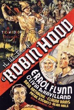The Adventures of Robin Hood / Robin Hood'un Maceraları (1938)