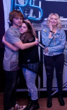 Rydel Lynch (Aww this is actually pretty awesome)