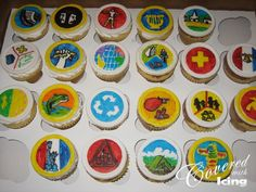 Google Image Result for http://www.coveredwithicing.com/wp/wp-content/uploads/2011/10/Eagle-Scout-cupcakes.jpg