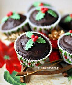 Babeczki czekoladowo – pomarańczowe Cheesecake, Food, Recipes, Cheesecakes, Essen, Recipies, Meals, Ripped Recipes, Yemek