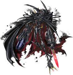Omegamon Zwart D