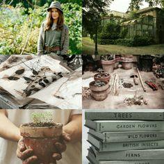 Professors of Hogwarts: Professor Sprout/ Herbology