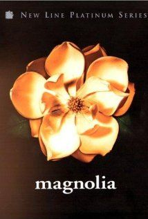 Magnolia...to me this is like life without God in it. This movie is so raw and broken and I remember crying almost through out the whole thing.