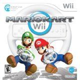 Mario Kart Wii with Wii Wheel (Video Game)By Nintendo