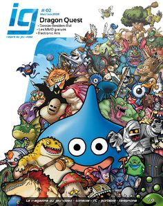 IG Magazine 2 : Dragon Quest