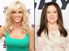 Jenny McCarthy Shares Adorable Throwback With Cousin Melissa McCarthy - Us Weekly Jenny Mccarthy, Melissa Mccarthy, Sandro, Playboy, Celebrity News, The Incredibles, Celebrities, People, Sayings