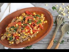 TOMATICÁN - YouTube Pasta Salad, Carne, Ethnic Recipes, Food, Youtube, Instagram, Healthy Recipes, Cooking, Eten