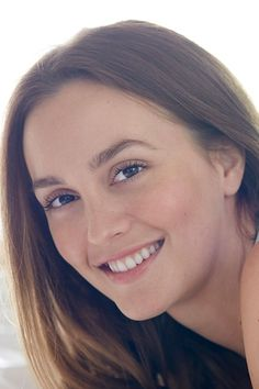 Leighton Meester - New Face Of Biotherm Skincare (Vogue.com UK)