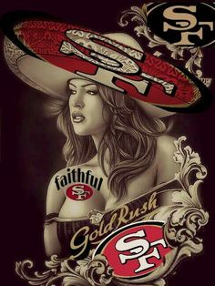 Find images and videos on We Heart It - the app to get lost in what you love. Niners Girl, Sf Niners, Forty Niners, 49ers Images, 49ers Pictures, 49ers Funny, 49ers Cheerleaders, 49ers Nation, Nfl 49ers