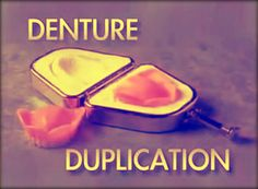 How to create a duplicate denture in your dental practice | Odonto-TV