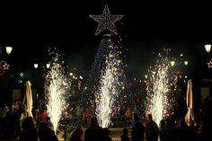 "My Samos: Ένα blog για τη Σάμο: ΦΩΤΟΡΕΠΟΡΤΑΖ: ""Άρωμα"" Χριστουγέννων στο Καρλόβασι!..."