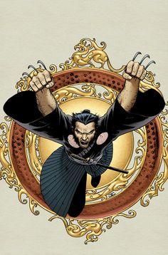 No embalo de Wolverine: Imortal, um especial de ilustrações do famoso X-Men!