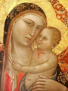 Madonna and Child - Paolo Veneziano