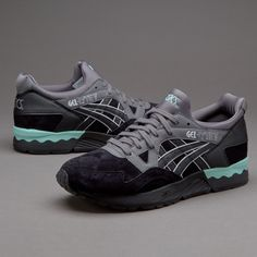 ASICS Tiger GEL-Lyte V Lux Pack - Black