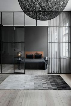 40 Best Bedroom Interior Design You Will Love to Makeover Your Home! Awesome Design Ideas for Your Bedroom. Try this beautifulgreat design ideas. Loft Interior, Modern Interior Design, Interior Design Inspiration, Interior Design Magazine, Interior Architecture, Design Ideas, Bedroom Inspiration, Color Inspiration, Design Styles