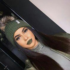 make-up lipstick lip gloss lips face makeup Makeup On Fleek, Flawless Makeup, Love Makeup, Skin Makeup, Makeup Inspo, Makeup Tips, Girls Makeup, Matte Makeup, Makeup Ideas
