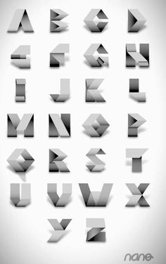 Type design information compiled and maintained by Luc Devroye. Typography Alphabet, Calligraphy Alphabet, Typography Fonts, Graphic Design Fonts, Lettering Design, Logo Design, 3d Letters, Alphabet Design, Affinity Designer