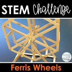 STEM Activity Challenge Build a Ferris Wheel